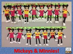 Look for Linda Martin's site. Lots of Good Teaching Boards: Can't copy and paste. Lirette's Learning Detectives: Celebrating the letter Mm! Mickey Mouse Classroom, Mickey Mouse Crafts, Disney Classroom, Autism Classroom, Art Classroom, Classroom Themes, Minnie Mouse, Preschool Letter M, Letter M Crafts