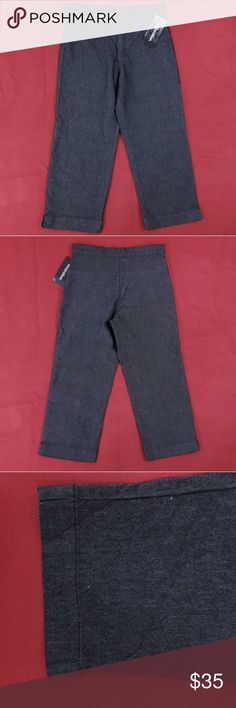 """Stretch Cropped Jeans ~ 24"""" Inseam Xhilaration Cropped Jeans  Size: 11  Gently used with no flaws.  Measurements lying flat: Waist 15"""", Hips 20"""", Inseam 24"""", Front Rise 10"""", Back Rise 15"""".  Please, review pictures. You will get the item shown. Smoke & pet free home. Xhilaration Jeans Ankle & Cropped"""