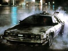 It's Back Baby!!! DMC. Concept Takes DeLorean Back To The Future. Hit the video to see...