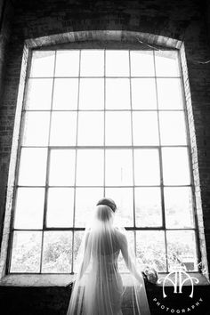Haley Rusty Wedding Bridal Portrait Session McKinney Cotton Mill warehouse industrial columns rustic vintage light large big windows beautiful sweetheart Tracy Autem Photography by Tracy Autem 0002 Haley   Bridal Portraits at McKinney Cotton Mill