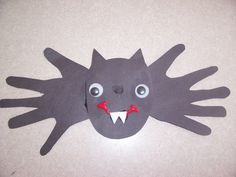 Construction Paper Crafts | black construction paper scissors glue wiggle eyes white craft foam ...