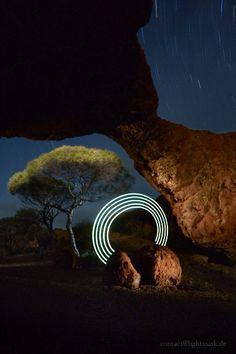 http://www.lightmark.de/  Light Painting and Landscape Photography: Karijini National Park, Western Australia #lightpainting #longexposure #night