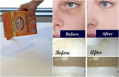 Baking soda is definitely a must have in every home. Find out how you can use baking soda to make your life so much easier.