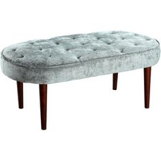 Linon Home Decor Elegance Bench, Multiple Colors - Walmart.com