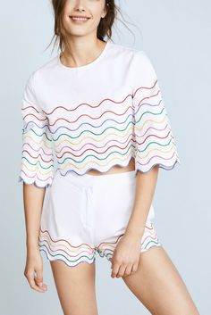 Simple Lovely Designs Embroidery  Blouse