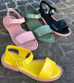 Melissa Mar Sandal Ⓜ️ Dressy Sandals, Simple Sandals, Cute Sandals, Sandals For Sale, Shoes Sandals, Heels, Mellisa Shoes, Plastic Shoes, Jelly Shoes
