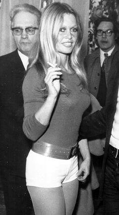 missbrigittebardot:  Brigitte Bardot, 1970s