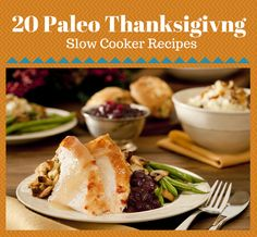 paleo thanksgiving slow cooker recipes
