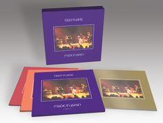 Deep Purple - Made In Japan, looking forward to this Treasure! Tapas, Audiophile Turntable, Pop Rock Music, Made In Japan, Pop Rocks, Deep Purple, New Music, Album, Day