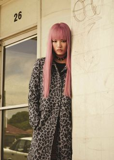 Australian model Fernanda Ly returns back home with the fall-winter 2016 campaign from Sydney-based label, Marcs. Inspired by suburbia, the advertisements photographed by Alessio Boni feature the pink-haired beauty in effortlessly cool styles in everyday Sydney locations. In one image, Fernanda can be seen wearing a leopard print coat and in another, she wears a …