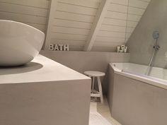 Betonstuc Badkamer Kosten : Besten project badkamer beton ciré bilder auf