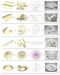 Paper Foldforming  http://mitani.cs.tsukuba.ac.jp/origami/