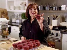 Ina Garten Cupcakes red velvet cupcakes | recipe | ina garten, red velvet and garten