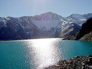 Embalse el Yeso, Chile
