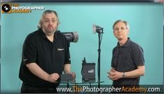 Elinchrom ELB 400 - Presentation av The Photographer Academy and Chris W...