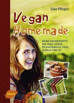 """Buchcover von """"Vegan Homemade"""""""