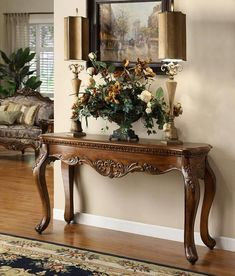 Super Home Decored Ideas Hallway Entryway Console Tables 58 Ideas Tuscan Decorating, Hallway Decorating, French Country Decorating, Entryway Decor, Decorating Ideas, French Country Dining, Decor Ideas, Entrance Table, Entryway Tables