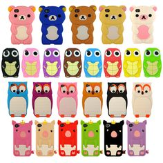 Decorate your phone with these cutest animal case for the Halloween!!