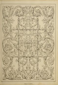 The tradesmans book of ornamental designs
