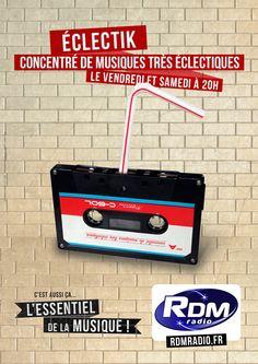 Campagne RDM Radio 2014 - Eclectik