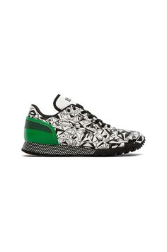Onitsuka Tiger X Andrea Pompilio Colorado Eighty-Five in Black Graphic
