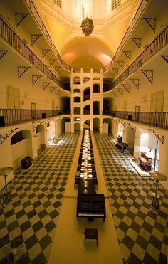Music museum in Prague - special venue
