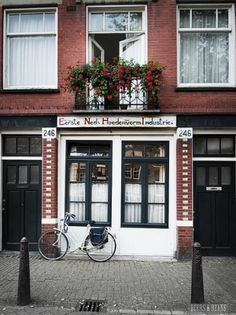 Amsterdam! by julia