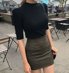 fashion, style, and outfit image Mode, Stil und Outfit-Image Fashion Star, 90s Fashion, Korean Fashion, Fashion Outfits, Fashion Trends, Fashion Fashion, Fashion Details, Fashion Women, Autumn Fashion