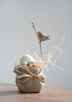 DIYnstag: 11 Kreativ-Ideen für die Osterdeko | Foto von Mitglied Holz #SoLebIch #diy #osterdeko #easterdecoration