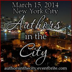 [March 15, 2013] Meet THE DARK LIGHT OF DAY author @T.M. Frazier at Authors in the City in NYC.