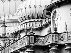 Brighton Pavilion - detail by Nige B, via Flickr