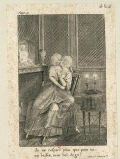 """The pornographic propaganda that was used against Marie Antoinette 