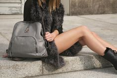 Young and sexy with Henry Beguelin Alma Zaino bag. Your made in Italy! Shop @ www.henrybeguelin.it
