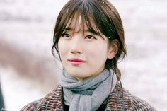 """Bae Suzy cried when """"Uncontrollably Fond"""" ended 