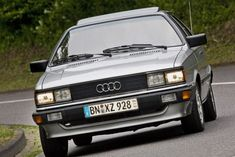 Sportwagen für jeden Tag Audi Coupé GT 5S - Bilder - autobild.de Porsche 911, Subaru, Carrera, Audi Gt, Opel Gt, Toyota, Volkswagen Group, Bmw, Audi Sport