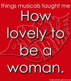 Things Musicals Taught Me Bye Bye Birdie Circle Theatre 1962