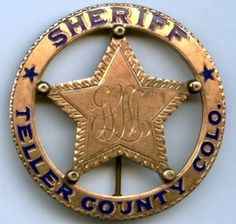 Teller Co Sheriff CO