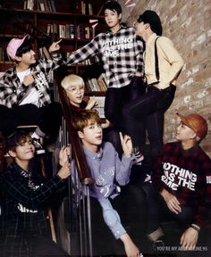 BTS - Once upon a time, a princess, a grandpa, a destruction monster, a horse, an alien, a jamless man and a Kookie debuted in 2013....