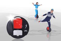 the IPS electric wheel