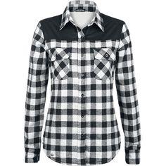 Woodchopper Shirt - Blus från Red by EMP - Artikelnummer: 287023 - från 569 kr • Sweden Rock Shop