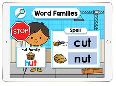 Learn about these beginning of the year digital phonics games made for Google Classroom. Students will develop their phonics skills by playing syllables, rhyming words, and beginning sounds activities. Download the freebie to try it out! Kindergarten First Week, Alphabet Activities Kindergarten, Classroom Activities, Teaching Letter Recognition, Teaching Letters, Phonics Games, Rhyming Words, Word Families, Google Classroom