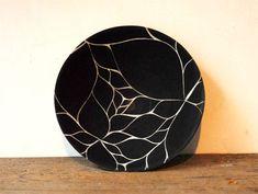 陶器・皿(黒)[伊藤剛俊] - gg : ジジのウェブ