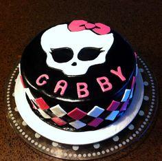 Monster High &amp Turning 10 cakepins.com