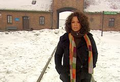 Standing at the entrance to Auschwitz, Oprah points out the exact spot Elie Wiesel began his dark journey into 'Night. English Teacher Classroom, Night By Elie Wiesel, Moral Responsibility, Co Teaching, Esl Resources, Holocaust Survivors, School Daze, Driving Force, Judaism