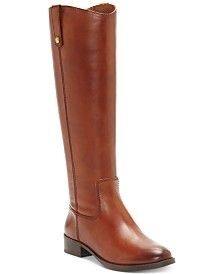 brown leather boots - Shop for and Buy brown leather boots Online - Macy's