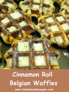 Looking to give breakfast (or even dinner!) a new twist? Try making combining two favorites into one for a definite hit with the whole family member. These easy waffles are made with your favorite refrigerated tube cinnamon rolls and can be made in minutes! Ingredients: Refrigerated Cinnamon Rolls (However many you need for your …