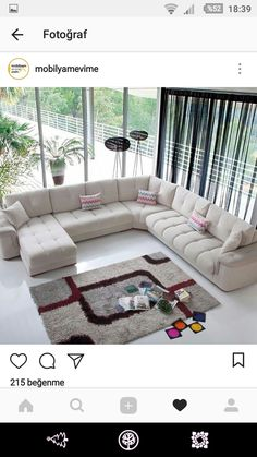 How To Make Rustic Furniture White Living Room Furniture Apartment Therapy Sofa Bed Design, Living Room Sofa Design, Living Room Modern, Home Living Room, Living Room Designs, Living Room Decor, Latest Sofa Designs, Modern Sofa Designs, Luxury Sofa
