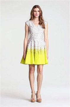 REVEL: Dip Dyed Dress