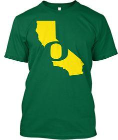 California loves Oregon!