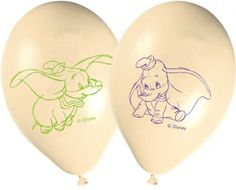 Dumbo Latex Balloons - Party Supplies at PartyNet.co.za